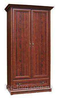 Шкаф Людовик 2Д+1Ш (ширина 1100мм)