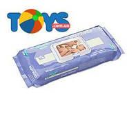Влажные салфетки для малышей на грудном вскармливании, 20540
