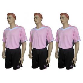 Форма футбольная Лигаспорт модель 1 розовая