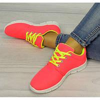 Модные женские кроссовки RS16-5 Fuksja