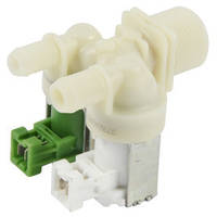 Электромагнитный клапан 3792260725 для стиральных машин Zanussi, Electrolux, фото 1
