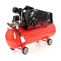 Масляный компрессор 100л 400В KD404, фото 2