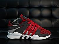 Мужские кроссовки Adidas Equimpent Адидас Эквипмент красные- Текстиль,подошва полиуретан.Вьетнам размеры:40-45, фото 1
