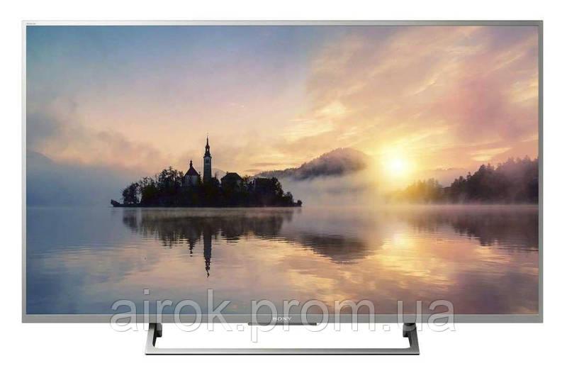 Телевизор Sony KD-55XE7077 Silver