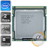 Процессор Intel Core i5 650 (2×3.20GHz/4Mb/s1156) БУ