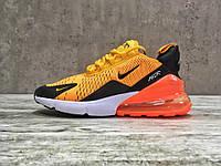 Мужские Кроссовки Nike Air Max 270 Orange