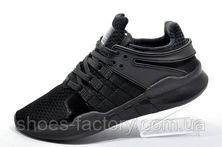 Мужские кроссовки в стиле Adidas EQT Support ADV, Black, фото 2