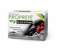 Стиральный порошок бесфосфатный Proprete Black and Dark