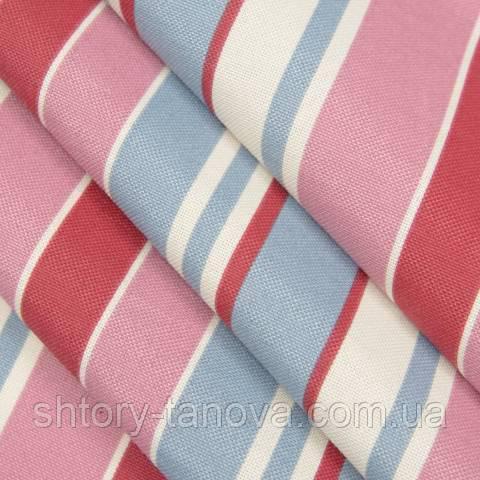 Декоративная ткань для штор, полосы