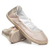 Мягкие балетки эспадрильи B755-37GO