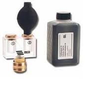 Тестер утечки выхлопных газов в систему охлаждения двигателя / Прибор для диагностики утечки выхлопных газов