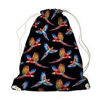 """Детский рюкзак-мешок MINI """"Tropical summer"""" (10 фото)"""