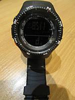 Часы тактические 0989 Skmei черные в футляре, фото 1