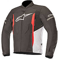 Мотокуртка летняя Alpinestars T-Faster Air Jacket Black/White/Red