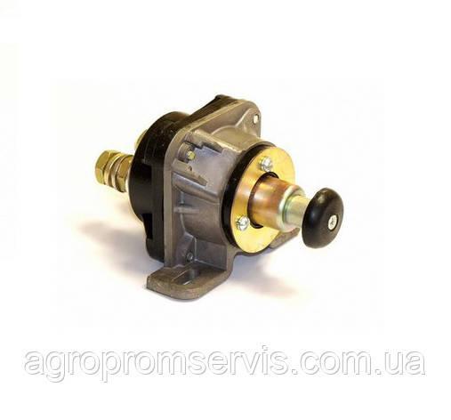 Выключатель массы ВМ1212.3737-04 50А, 12-24В ручний 2-х контактний аналог, фото 2