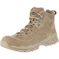 Черевики Mil-Tec Tactical Squad Stiefel 5 Inch Coyote 12824005 розміри: 38-46