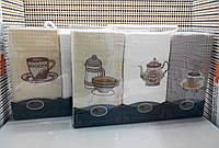 Вафельные кухонные полотенца Arya в подарочной сумочке