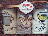 Набор кухонных полотенец Hanibaba - 6 шт.