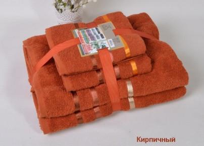 Подарочный набор из 4 -х полотенец KARNA BALE