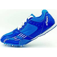 Шиповки беговые S-2006-BL синие