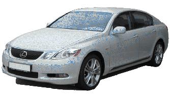 Lexus GS S190 2005-2011