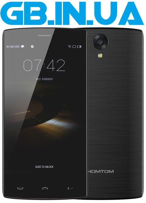 Смартфон DOOGEE Homtom HT7 Pro Black Черный 1 ГОД ГАРАНТИИ!