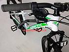 Подростковый велосипед Kinetic Sniper 24 дюйма белый, фото 3