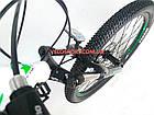 Подростковый велосипед Kinetic Sniper 24 дюйма белый, фото 5