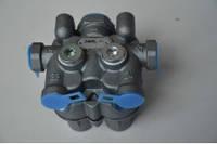 Кран 4-х контурный защитный 35150070310-SORL / I85510 / AE4170