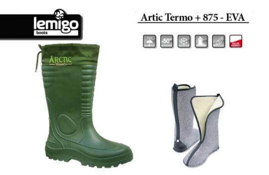 Сапоги LEMIGO Arctic Termo-EVA 875- 45 (-50*) (45 875)
