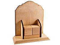 Заготовка для декупажа Alizarin Вечный календарь №2 19 х 16 см фанера (PR030-19-16.F)