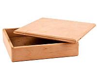 Заготовка для декупажа Шкатулка для дисков 14 х 14 х 3,5 см (SH020-14-14-3.F)