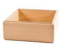Коробочка для салфеток, 15х15х6см
