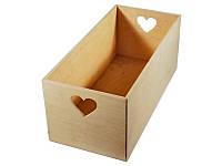 Ящик для мелочей, 40х16х18см, фанера