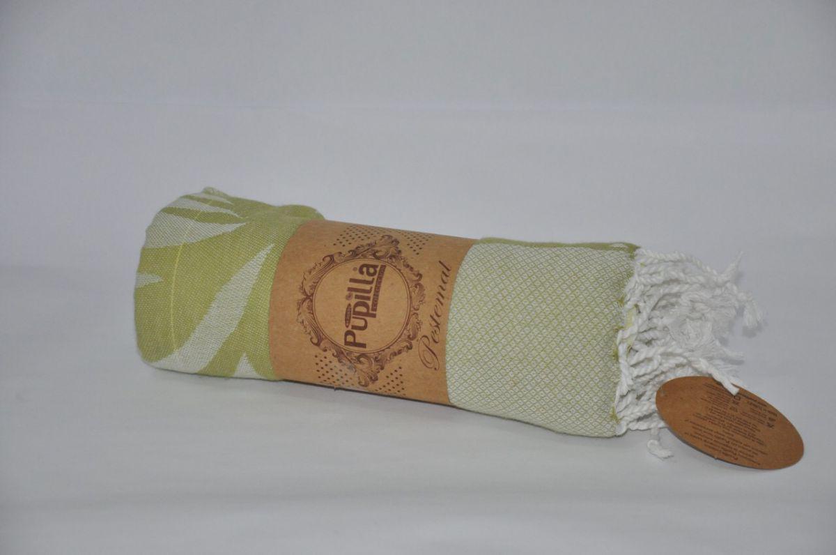 Пляжное бамбуковое полотенце Pupilla 100х175 см.