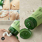 Innisfree Очищающая пенка Green Tea Cleansing Foam 150 ml, фото 3