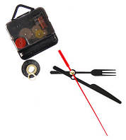 Часовой механизм №7, черный, 56х72х110 мм