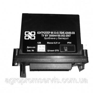 МК-03-03 Контролер управління навіскою МТЗ-1523/3022(аналог R917004743,0538201045/048), фото 2