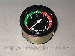 Покажчик тиску повітряного (МД-226) (10 атмосфер) МТЗ МТТ-10