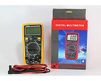 Мультиметр цифровой с дисплеем  DT VC 61
