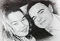 Уникальный сувенир любимой жене портрет по фотографии на заказ, фото 1