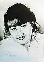 Женский портрет для подарка, фото 1