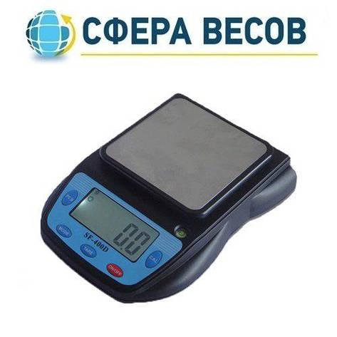 Весы лабораторные ПРОК SF-400-D3 (3 кг) , фото 2