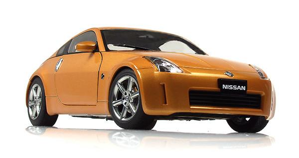 Nissan Z-350 (2003-2009)