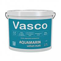 VASCO AQUAMARIN  Полуматовая белая, 2.7 л