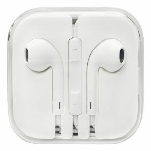 Гарнитура (HF) iPhone 5 White HC