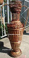 Плетені вази