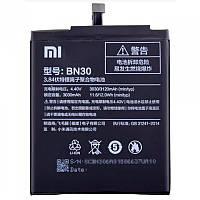 Оригинальный аккумулятор Xiaomi Redmi 4A (3120mAh) BN30 (батарея, АКБ), Оригінальний акумулятор Xiaomi Redmi 4A (3120mAh) BN30 (батарея, АКБ)