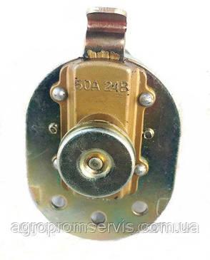 Выключатель массы ВК-318 Б (стар.обр.) ножной, фото 2