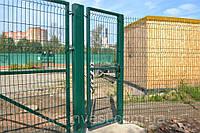 "Распашные  калитки, ворота ""Класик-LX""  1680х3000"